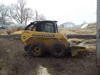 2000 John Deere 260 skid steer for sale. 1080 hours,