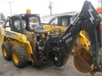 Skid Steer Loader - 2006 John Deere 320 - Including