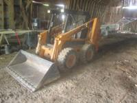 2002 Case 40 XT just over 5000 hours (most all hrs farm
