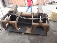 Skid Steer Grapple Bucket This site and all advertising