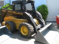 Make: New Holland Model: LX865 SN: 98548 Year: 2000 HP