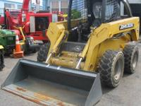 Skid Steer Loader - New Holland LX865 Turbo Super Boom