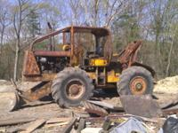 Mastee skidder. Detroit diesel power call Kevin at  //