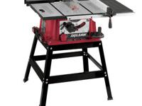 Skil 3400-12 10-in Portable Table Saw with Stand