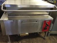 FOR SALE - SKILLET - 40 GALLON (49w x 40d x 41h)IN