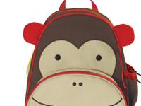 The Skip Hop Zoo Packs Little Kid Backpacks - Monkey is