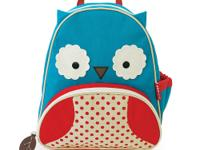 The Skip Hop Zoo Packs Little Kid Backpacks - Owl is