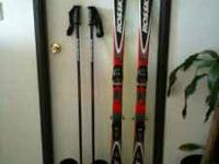 I have a complete ski set for $50! It includes the