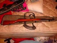 Early Chinese Norinco exported SKS, imported by KGI,