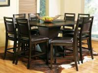 Sky 1500 Dining Table Set Ultra modern dining table