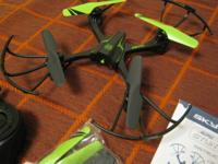 "Sky Viper S670 ""Stunt Drone"" Quadcopter This was a"