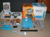 Skylander Giants with Wii console bundle(Like