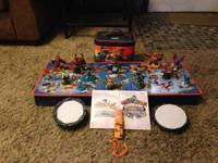 I am offering a Skylanders package which includes 2