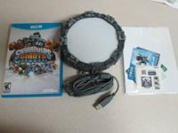 Skylanders Giants Game and Portal Only Wii U $10  No