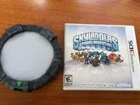 Skylanders Spyro's Adventure (Nintendo 3DS, 2011) Game