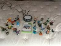 Includes: Skylanders Spyros Adventure, The portal of
