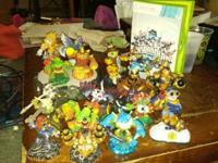Skylanders swap force game, portal for guys to inter