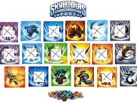 Desired: Skylanders Spyro's Experience figures, no