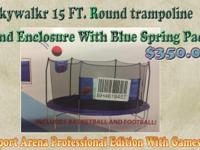 ********15 FT SKYWALKER SPORTS ARENA PROFESSIONAL