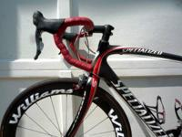 SPECIALIZED S-WORKS TARMAC SL2 for sale.  Full DURA ACE