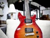 A beautiful Slammer By hammer Electric Guitar Great