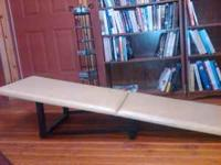 """Folding Well Hand-Made Slant Board"" $75 Please Email"