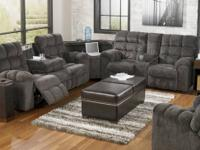 NEW Full wrap around sectional with powered