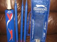 "Good condition, well kept!- Slazenger ""20-20"" Cricket"