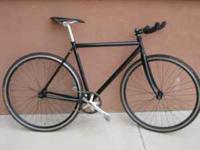 For sale is a Reynolds 520 frame with Sugino Bottom