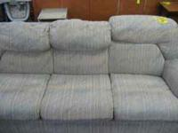REAL NICE SLEEPER SOFA WE DELIVER CANDYS CORNER 3578