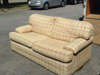 Full-sized Sofa bed in wonderful condition.