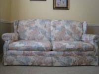 Beautiful sleeper Sofa in Excellent Condition for only