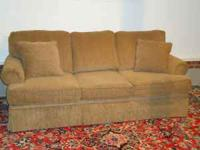 Like new sleeper sofa - less than 1 year old! Will