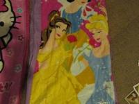 Disney Princesses Cinderella Ready Bed Sleeping Bag