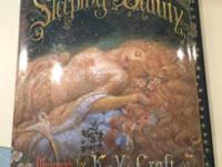 Product Description Sleeping Beauty's enchanted slumber