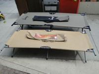 Sleeping Cot Bed for Camping Hunting Outdoors Military
