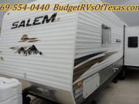 This thrilling 2010 bumper pull travel trailer by