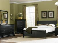 SLEIGH BEDROOM SUITE-SELECT HARDWOOD CONSTRUCTION BRAND