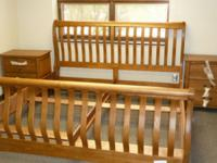 High End Solid Wooden Bedroom Furniture.  Here at