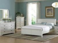 SLEIGH BEDROOM SUITES - SOLID WOOD- STARTING AT $795