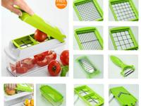 Multi-functional chopping device would be a good