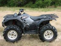 2006 Yamaha Kodiak 450 4x4 Special Edition. Only 720