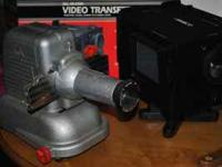Viewlex slide projector, good condition. I'm also