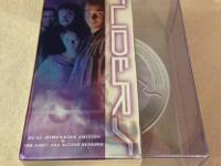 Sliders periods 1 & 2 on DVD in fresh condition. Can be