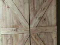 We make solid wood hand made doors , $149 price is for