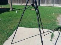I bought this tripod 5 years ago because I was doing