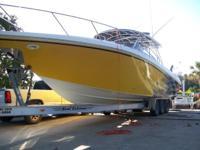 Description High powered fishing machine meets offshore
