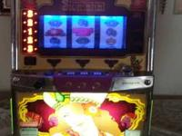 Slot Machine good Condition Visit my Store