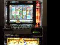 "A 5 REEL 9 LINE ""PHAROAH'S FORTUNE"" IGT I-GAME PLUS"