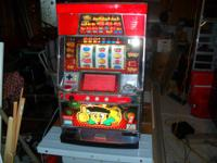 Slot machine- I have over $100 worth of tokens that go